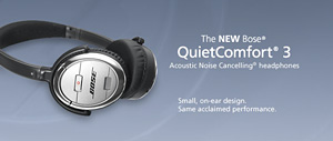 BOSE QuietConfort 3